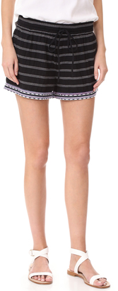 Soft Joie Heidi Shorts $178 thestylecure.com