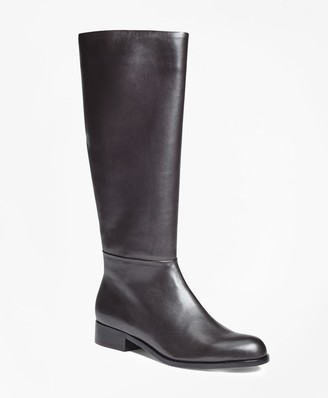 Brooks Brothers Tall Leather Boots