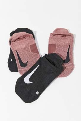 Nike Multiplier Ankle Sock 2-Pack