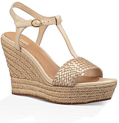 UGGUGG® Fitchie Il Wedge Sandals