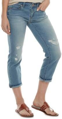 Star Wars Sonoma Goods For Life Women's SONOMA Goods for Life Cuffed Capri Jeans