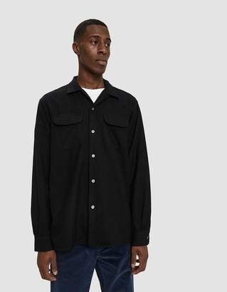 Engineered Garments Classic Twill Shirt