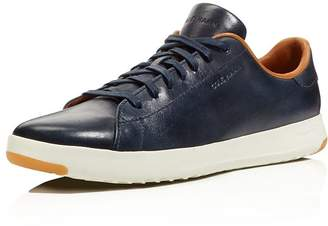 Cole Haan Men's GrandPro Leather Low-Top Sneakers