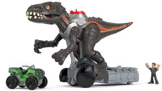 Jurassic World Walking Villain Dinosaur Figure