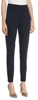 Escada Teedy Skinny Jersey Ankle Pants