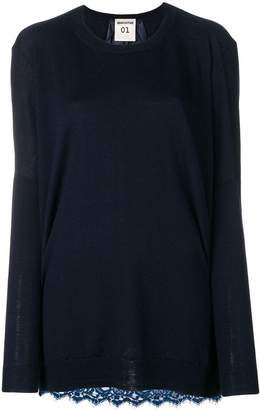 Semi-Couture Semicouture lightweight jumper