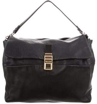 Lanvin Leather Crossbody Bag
