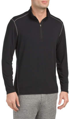 Mid-weight Base Layer Top