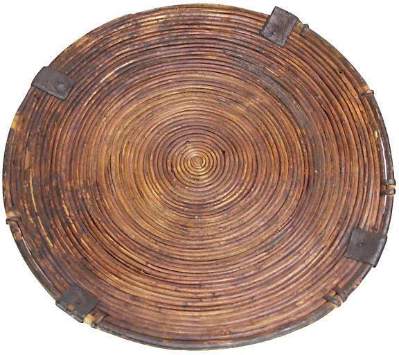 Indian Vegetable Basket