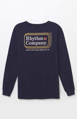 rhythm Mack Long Sleeve T-Shirt