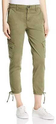 Parker Smith Chloe Slim Crop Cargo Pants