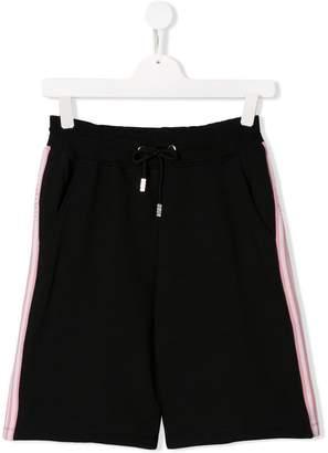 Gcds Kids TEEN drawstring-waist shorts