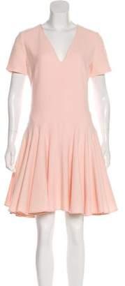 Christian Dior A-Line Mini Dress