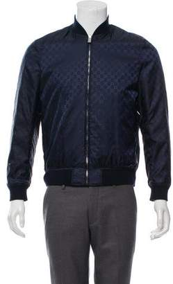 c82c06f4e Gucci Bomber Jacket Men - ShopStyle