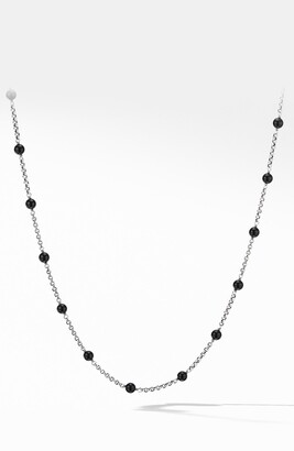 David Yurman Cable Collectibles® Bead & Chain Necklace