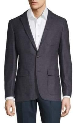 John Varvatos Hery Wool & Cashmere Suit Jacket