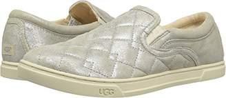 UGG Women's Fierce Deco Quilt Stardust Fashion Sneaker