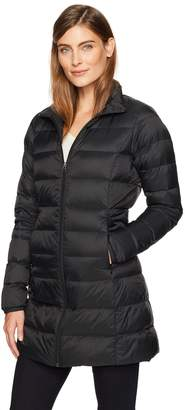 Amazon Essentials Women's Water-Resistant Packable Down Coat Outerwear