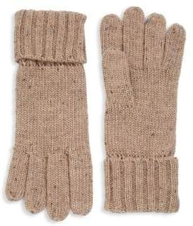 Saks Fifth Avenue MODERN Donegal Cuff Gloves
