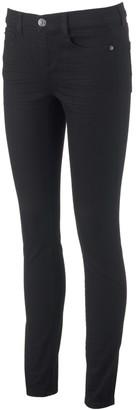 Mudd Juniors' FLX Stretch Faded Skinny Jeans