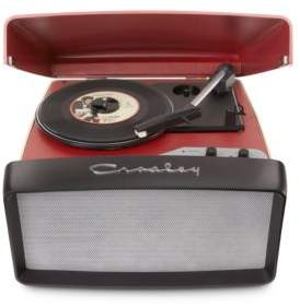 Crosley Collegiate Turntable Three-Speed Record Player