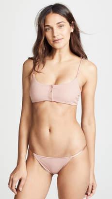 27cbe8cdffda4 Tori Praver Swimwear Loria Bralette Bikini Top