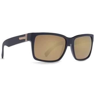 Von Zipper Vonzipper Elmore Sunglasses Battlestation ~ Gold Glo
