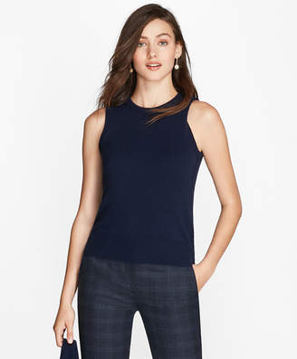 Brooks Brothers Cashmere Shell