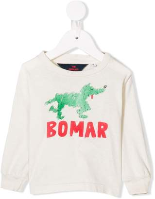 The Animals Observatory printed sweatshirt