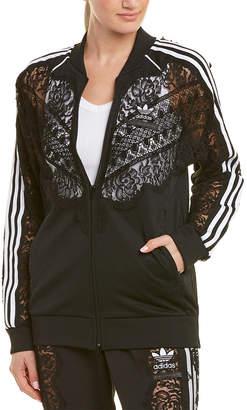 Stella McCartney Adidas 3-Stripe Lace Jacket