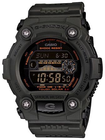 G-Shock 'Solar' Watch, 52mm x 50mm