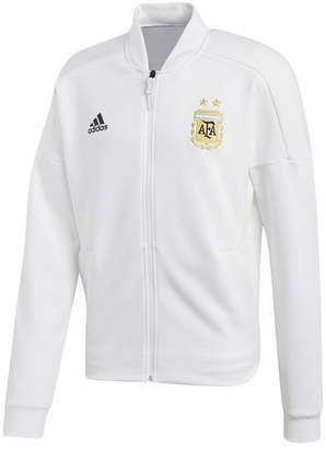 adidas Men's Argentina National Team Zone Jacket