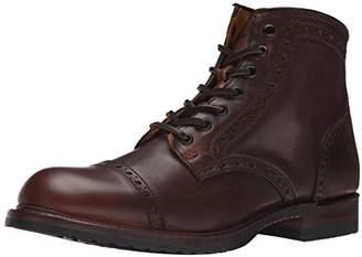 Frye Men's Logan Brogue Cap Toe Boot