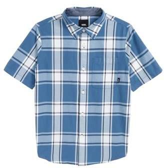 Vans Mayfield Plaid Woven Shirt