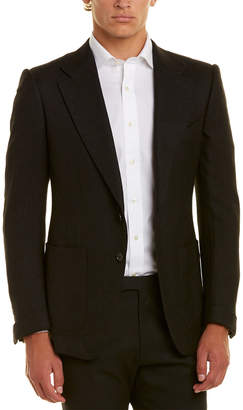 Tom Ford Wool, Silk, & Mohair-Blend Blazer