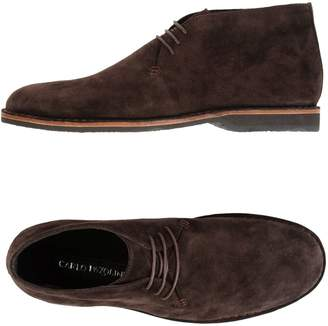 Carlo Pazolini High-top dress shoes
