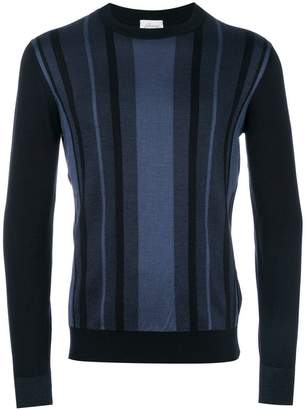 Brioni striped jumper