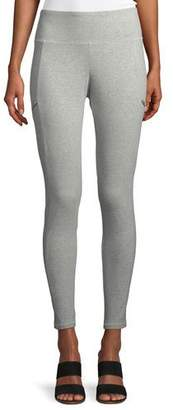 Eileen Fisher Skinny Stretch Jersey Ankle Pants