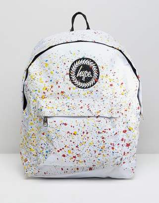Hype Primary Splat Backpack