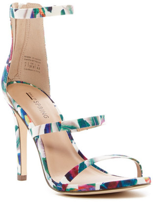 Call It Spring Astoelian Stiletto Sandal $44.99 thestylecure.com