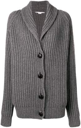 Stella McCartney oversized ribbed cardigan
