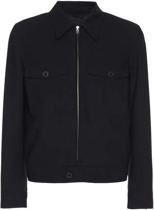 Ami Wool Zip Jacket
