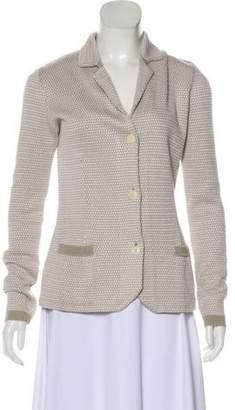 Loro Piana Rib Knit Button-Up Cardigan