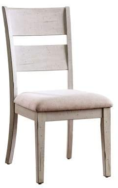 Furniture of America Tuckerson I Ladder Back Dining Chair