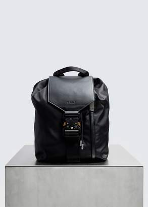 1017 ALYX 9SM Leather Flap Tank Backpack