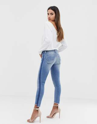 Salsa sculpting push up skinny jeans