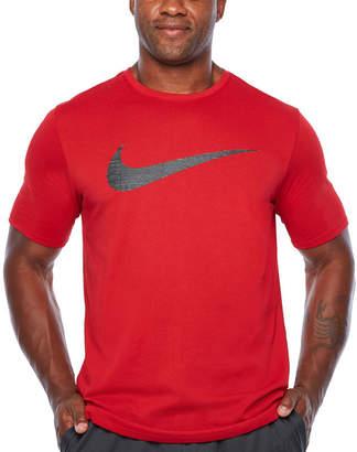 Nike Swoosh Short-Sleeve Tee-Big & Tall