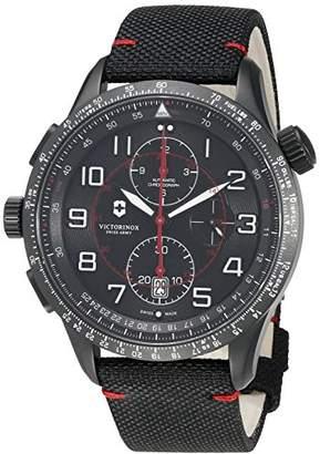 Victorinox 241716 AirBoss Mach 9 Black Edition Hodinky Analog Swiss Automatic Watch