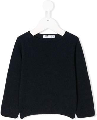 Tromso Knot knit sweater