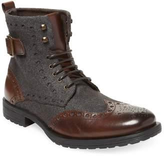 Co Millburn Men's Wingtip Ankle Boot